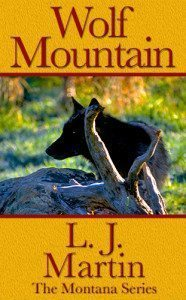 Wolf Mountain By L.J. Martin
