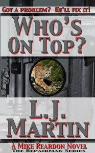 Whos on Top By L.J. Martin