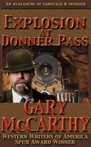 Explosion At Donner Pass By Gary McCarthy