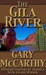 Gila River By Gary McCarthy