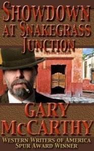 Showdown At Snake Grass Junction By Gary McCarthy