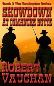 Showdown at Comanche Butte by Robert Vaughan