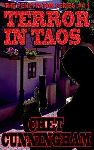 Terror in Taos by Chet Cunningham
