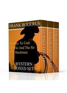 Frank Roderus boxed set
