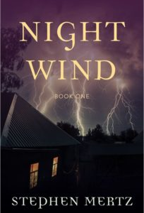 Night Wind by Stephen Mertz