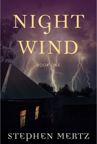 Night Wind by Stephen Mertz- Haloween Books
