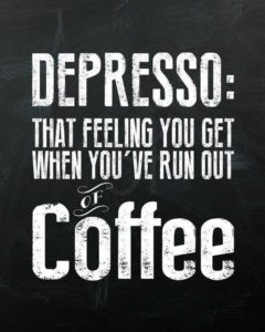 Coffee Depresso
