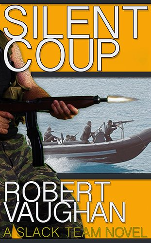 Silent Coup by Robert Vaughan
