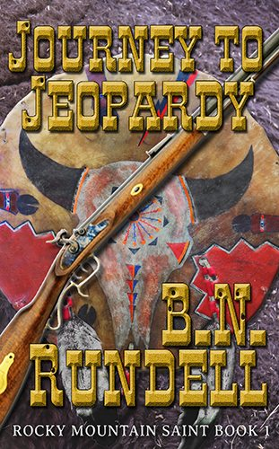 Journey to Jeopardy by B.N. Rundell