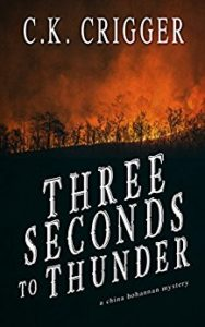 Three Seconds to Thunder by C.K. Crigger